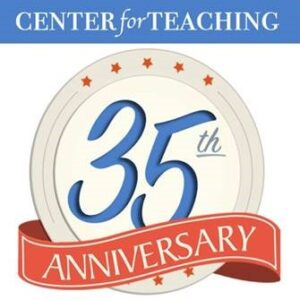 CFT 35th anniversary logo