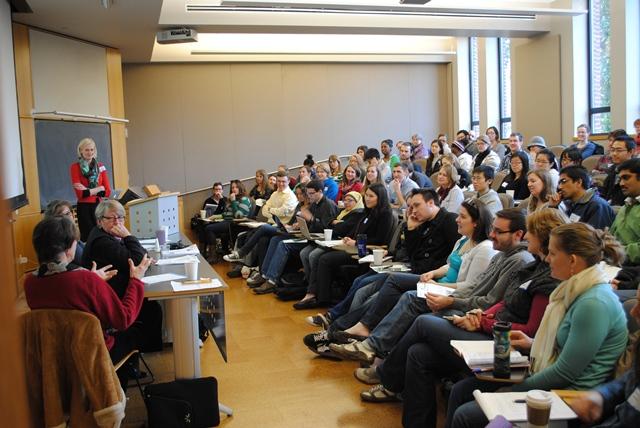 "Collaborative Teaching Vanderbilt University ~ Gradstep recap ""beyond four walls transcending the"