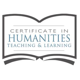 Humanities Certificate Logo