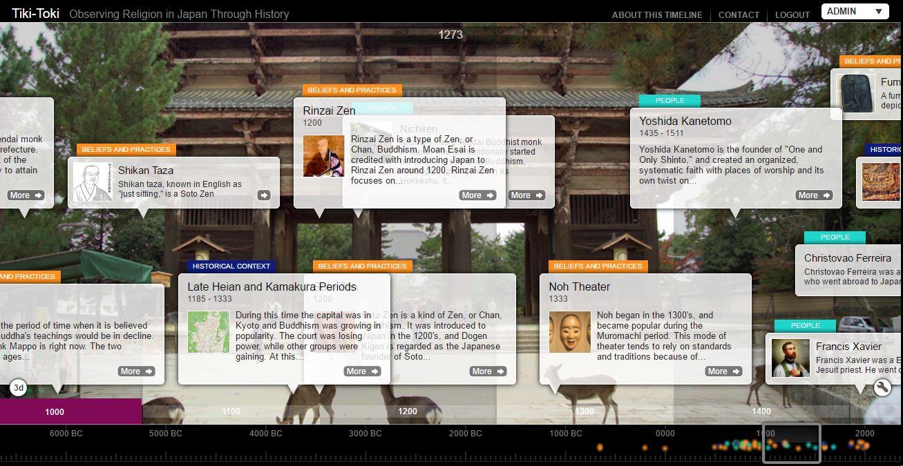 Digital Timelines | Center for Teaching | Vanderbilt University