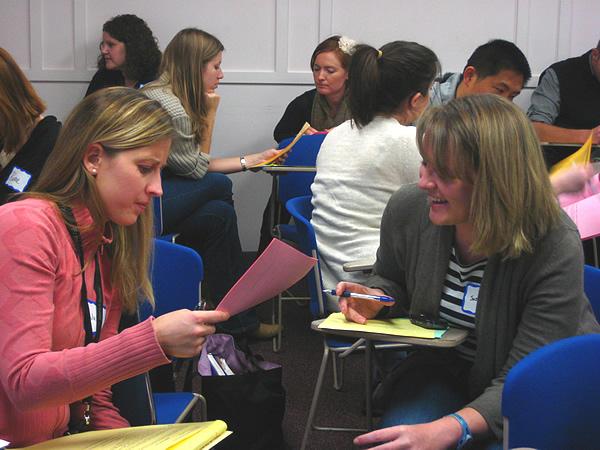 Collaborative Teaching Vanderbilt University ~ Reflections on gradstep creating interdisciplinary